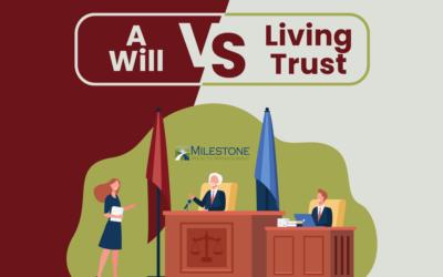A Will Versus a Living Trust