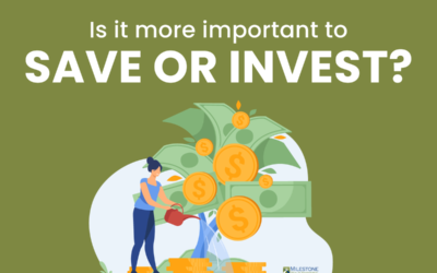 Is it More Important to Save or Invest?